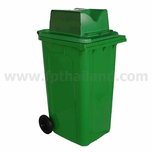 Ichthy 240 LT with 2 swing lid (green) copy 1